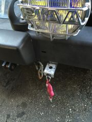 Jeep and M&G brake system