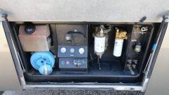 2002 Beaver Patriot Monticello - Engine Servicing Panel