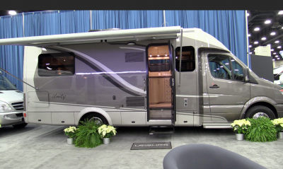 Why Small Motorhomes Are Leading The RV Industry Sales Boom - Small motor homes