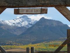 The San Juans along Last Dollar Road in Colorado taken by ObedB