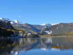 Lake San Cristobal Colorado taken by ObedB