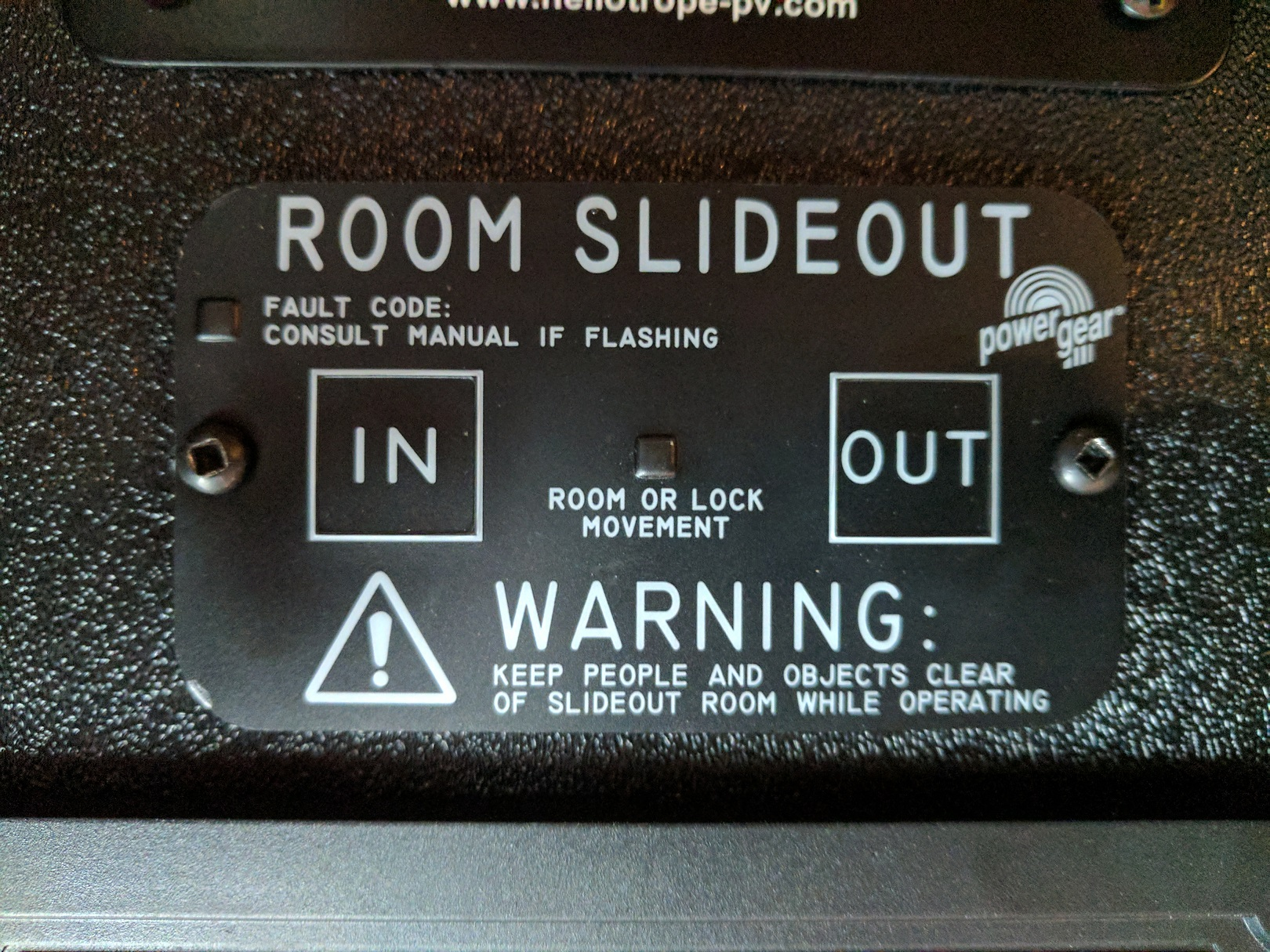 Slide Out Electrical Issue - Page 2 - Electrical - FMCA RV