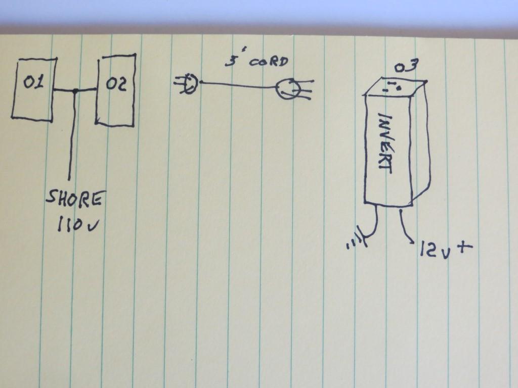 Power Refrigerator Via Inverter Electrical Fmca Rv Forums A 40 Wiring Diagram Free Picture Medium