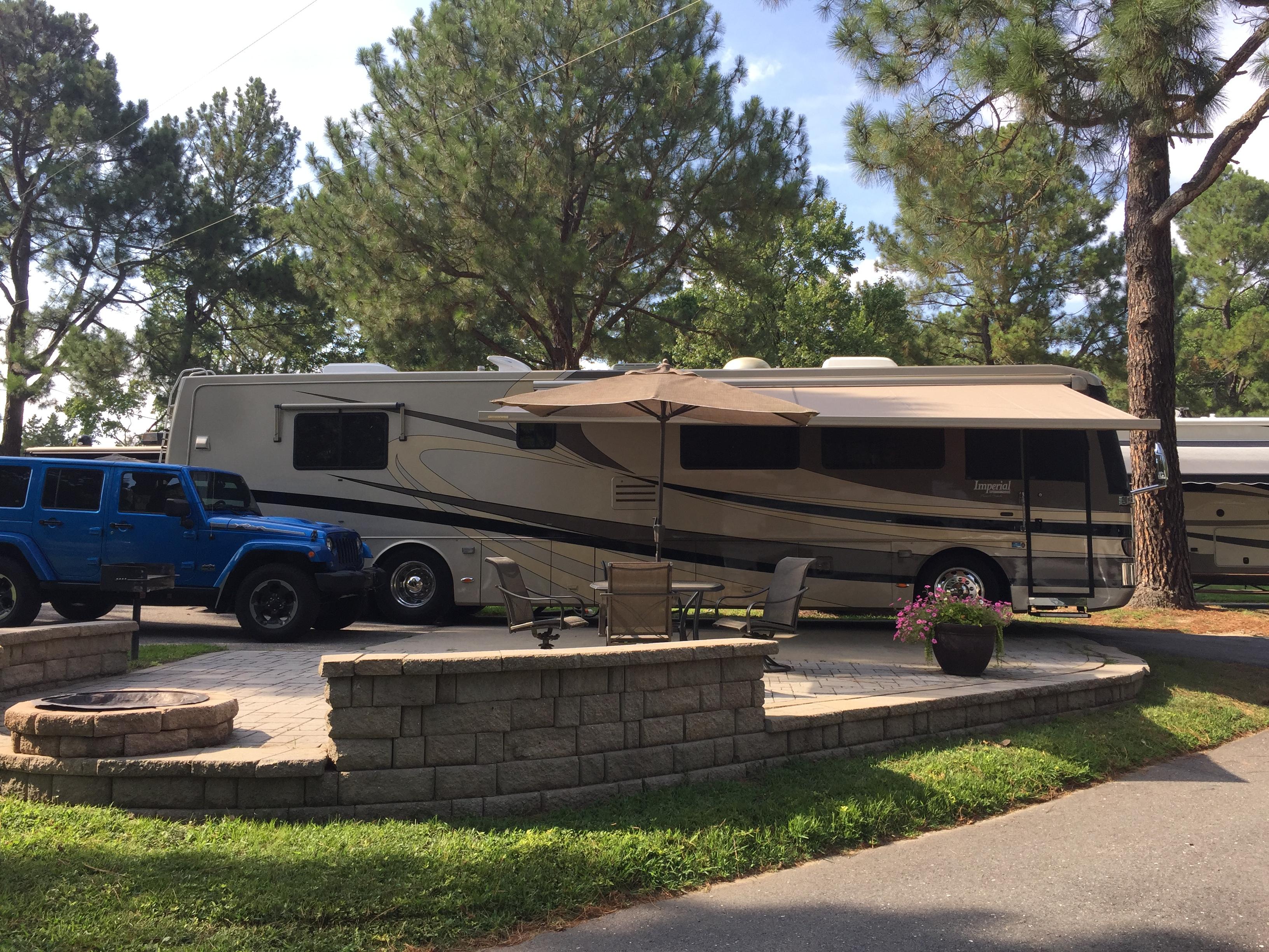 Williamsburg Va Campgrounds Fmca Motorhome Forums
