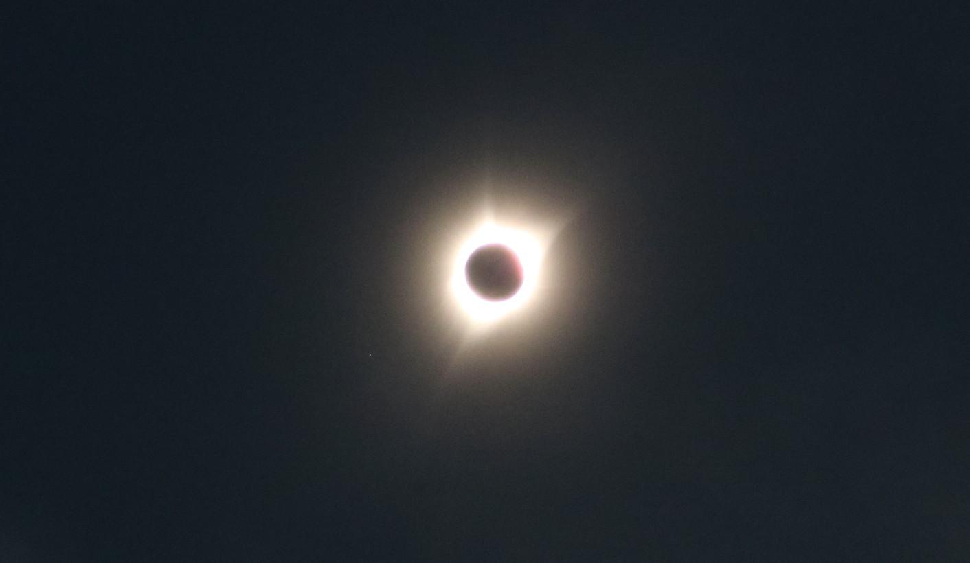 Totality August 21, 2017