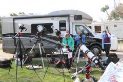 Eclipse MegaMovie Film Crew And Equipment