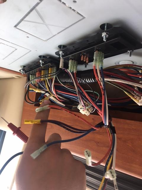 Resolved   -- Electrical Problem