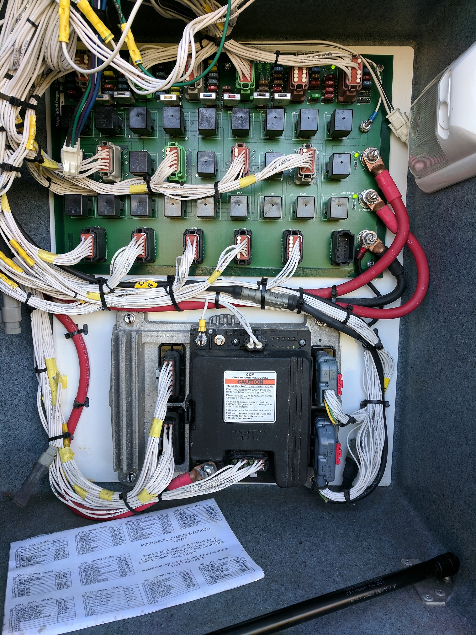 VIP    smart        Wheel       Wiring     Electrical  FMCA RV Forums     A