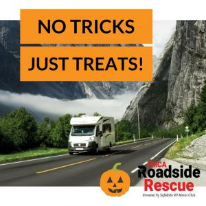 No Tricks - Just Treats!