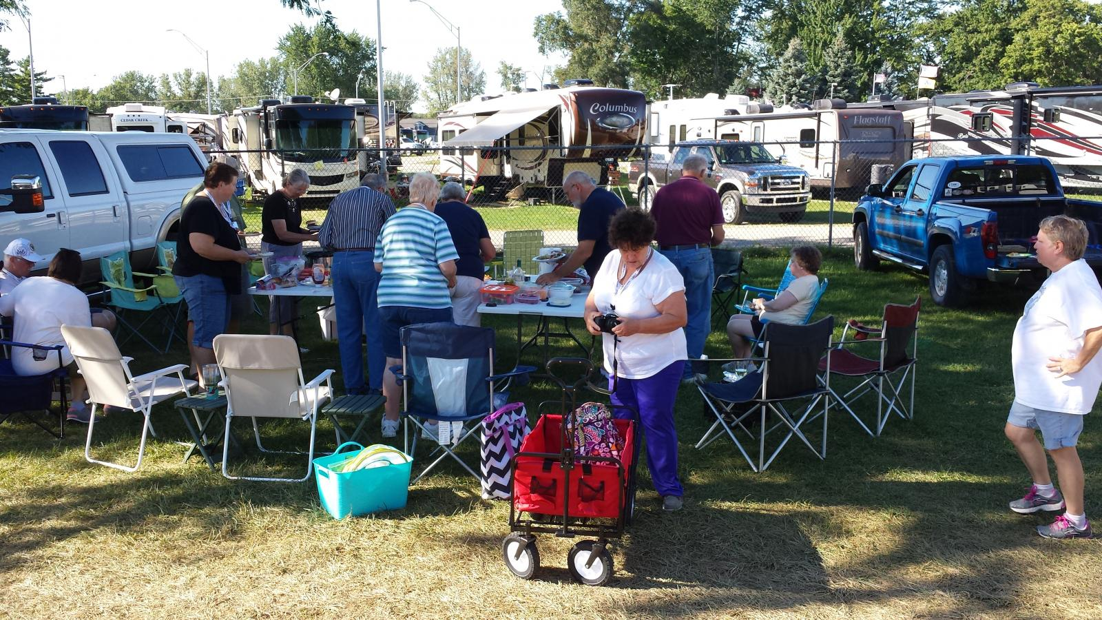 Pot Luck FR3 owners  Forestriver Rally