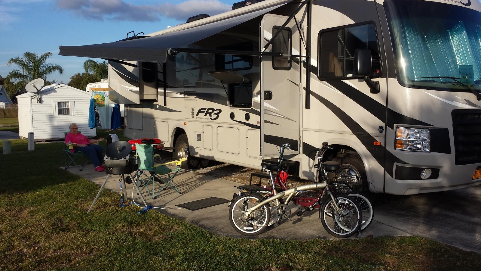 Rain bow rv park Florida