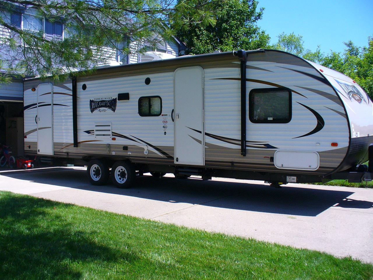 Motorhome To Travel Trailer
