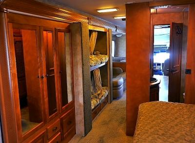 Bunk Beds and storage