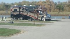Lakeside RV Park, St. Louis MO.